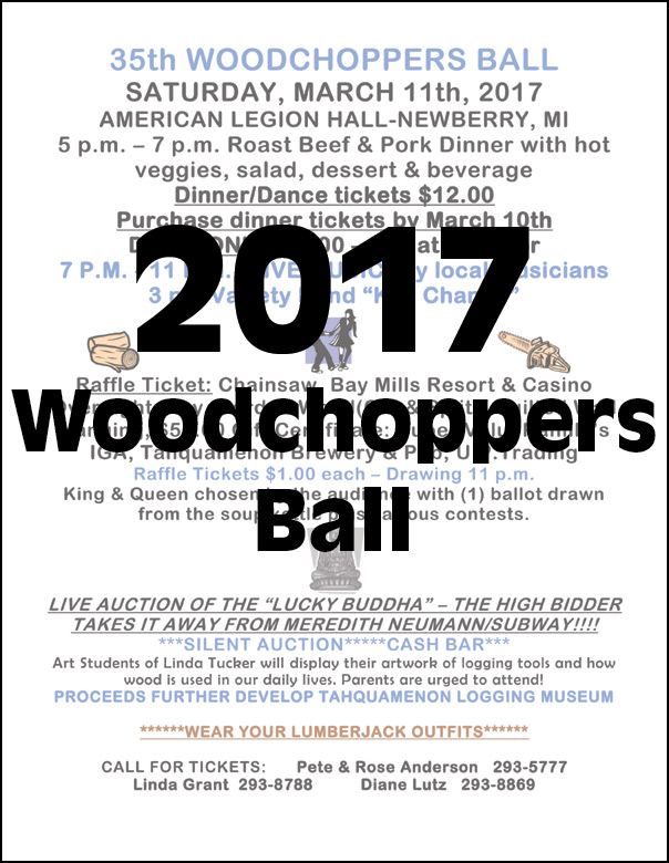 Woodchoppers Ball 2017
